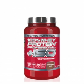 100% Whey Protein Professional + Isolate - Scitec Nutrition