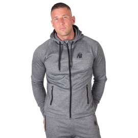 Bridgeport Zipped Hoodie - Gorilla Wear