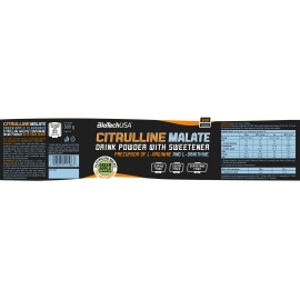 Citrulline Malate Caps - BioTech USA