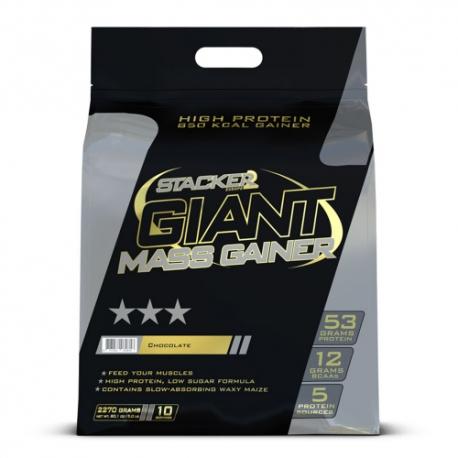 Giant Mass Gainer - Stacker2