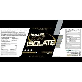 Whey Isolate - Stacker2