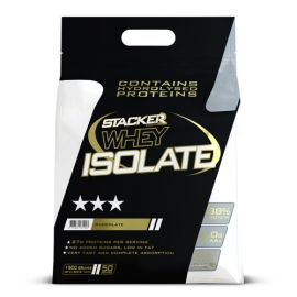 Whey Isolate - Stacker2