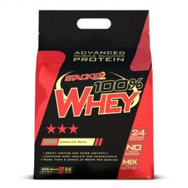 100% Whey 454g - Stacker2