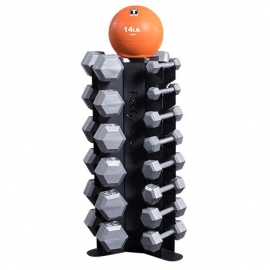 Vertical Dumbbell Rack - Body-Solid
