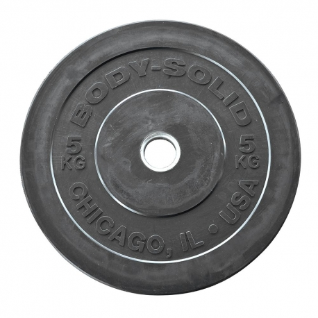 Chicago Extrême Olympische Bumper Plates - Body-Solid