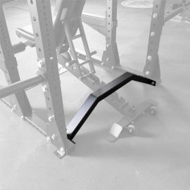 Barre de dégagement pour banc de montage - Body-Solid