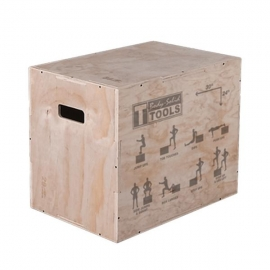 Plyobox en Bois 3 en 1 - Body-Solid