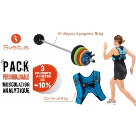 Pack personnalisable Cross-Training