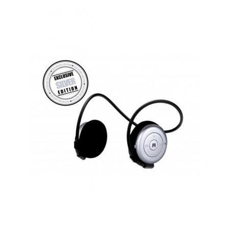 Ecouteurs Bluetooth AL3 + Silver LTD Edition - MIIEGO