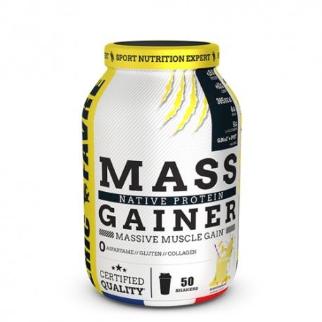 Mass Gainer - Eric Favre