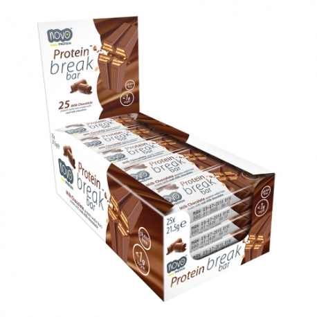 Protein Break Bar - Novo Nutrition