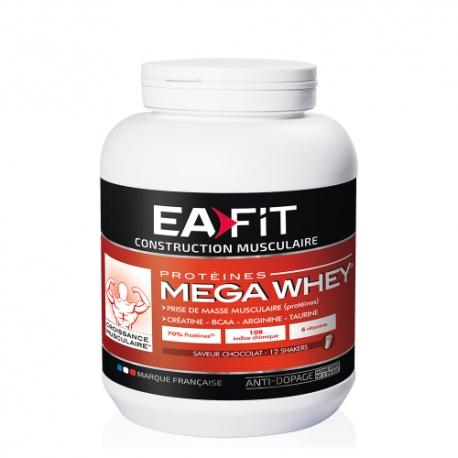 Mega Whey - EAFIT