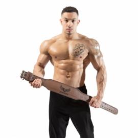 Leather Weightlifting Belt - U Apparel