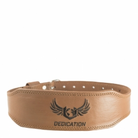 Leather Weightlifting Belt - U Apparel