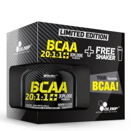 BCAA 20:1:1 Xplode Powder Pack - Olimp Sport Nutrition