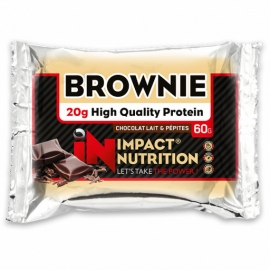 BROWNIE High Quality Protein - Impact Nutrition