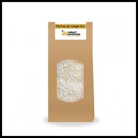 Farine de seigle Bio - Impact Nutrition