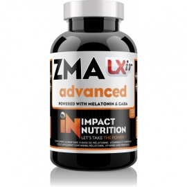 ZMA Advanced 120 capsules | Impact Nutrition