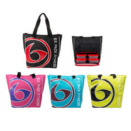 Camille Tote 400 - 6 Pack Fitness
