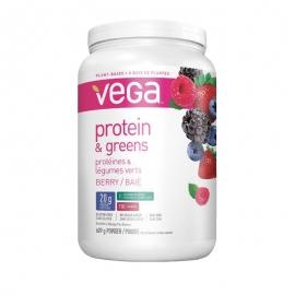 Vega Protéine & Greens - Baies (518g) - VEGA