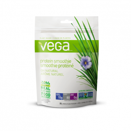 Vega Smoothie protéiné Nature - VEGA