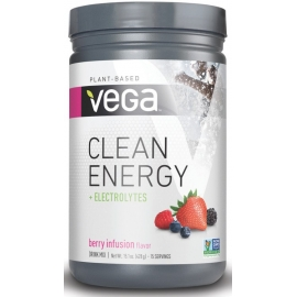 Vega Clean Energy Berry Infusion - Vega