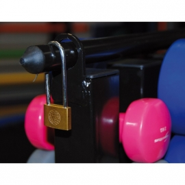 Rangement Rack Haltères | Sveltus