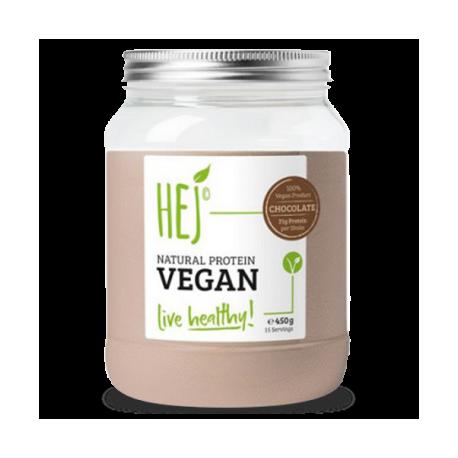 Protein Vegan (450g) - HEJ Natural