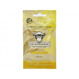 Gunpowder Energy Drink Sachets Citron (20x30g) - Chimpanzee