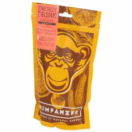 Gunpowder Energy Drink Sachets Citron (20x30g) - Chimpanzee