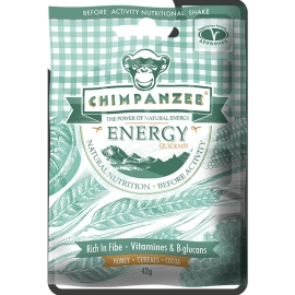 Quick Mix Energy Shake Sachets (15x42g) - Chimpanzee