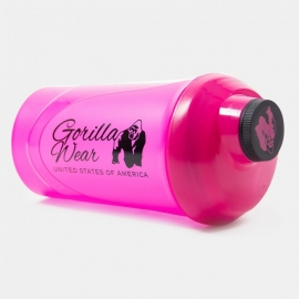 Gorilla Wear Wave Shaker 600ML - Black/Red