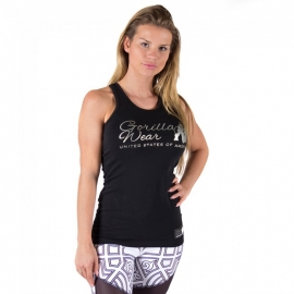 Odessa Cross Back Tank Top | Gorilla Wear