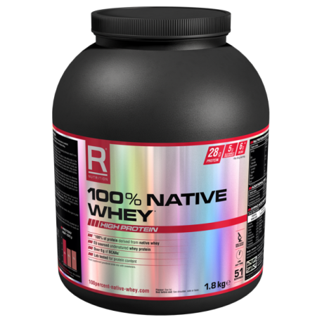 100% Native Whey - Reflex Nutrition