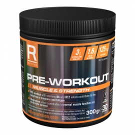 Pre-Workout - Reflex Nutrition