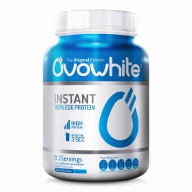 Instant 100% Egg Protein - Ovowhite
