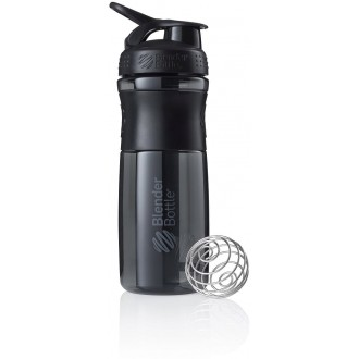 Sportmixer Black (28oz) - Blender Bottle