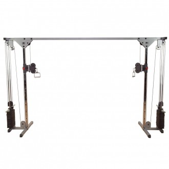 Cable cross over 2 X 75kg - Body-Solid