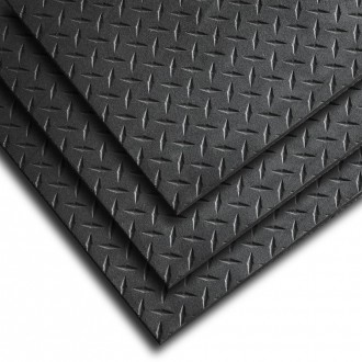 Tapis de protection en caoutchouc - Body-Solid