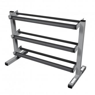 Rack à Haltères 3 étages - Body-Solid
