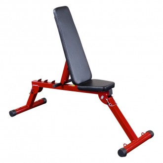 Best Fitness Banc home incliné...