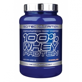 100 % Whey protein 920g - Scitec Nutrition