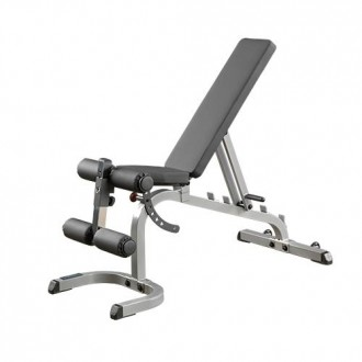 Banc de musculation plat/incliné/decliné GFID31 - Body-Solid
