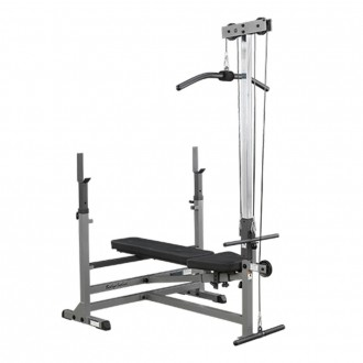 Lat Pulldown Seated Row - Option...