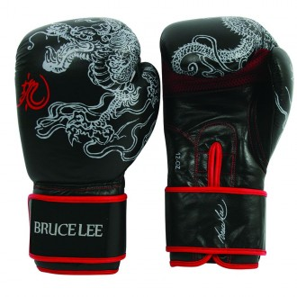 Bruce Lee Dragon Boxing Gloves