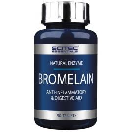 Bromelain Scitec Nutrition | Enzyme naturelle Scitec Essentials
