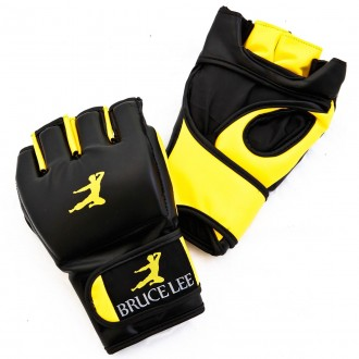 Bruce Lee Signature Grappling Gloves