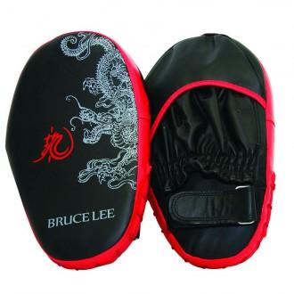 Bruce Lee Dragon Coaching Mitts