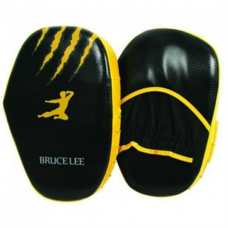 Bruce Lee Signature Coaching Mitts