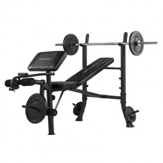 WB40 Compact Width Weight Bench -...